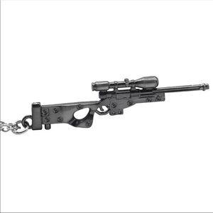 Other - Brand New 50cm Chain Weapon AK47 Gun Pendant